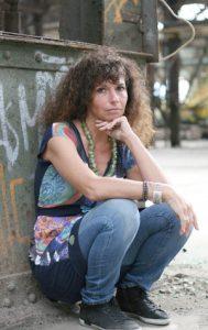 Silke Aurora, Portrait der Künstlerin